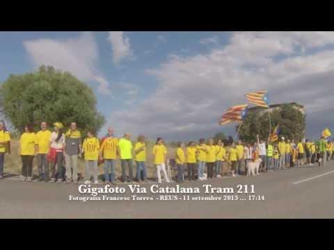 FullHD 1080p La Gigafoto del Tram 211 REUS - Fotografia Francesc Torres - 11 setembre 2013 - 17:14