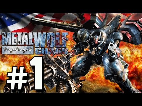 Let's Play Metal Wolf Chaos ft. Mike (#1) - Maximum America