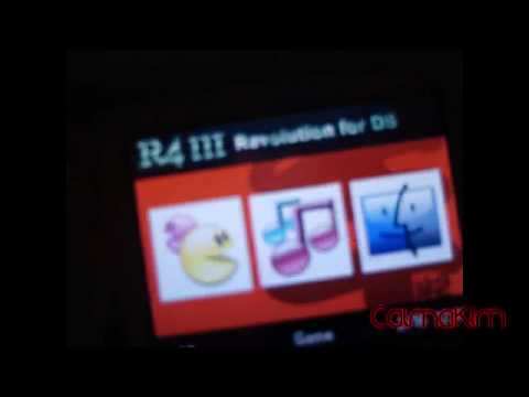 iPod Music Player (lmp-ng ) download for NDS, works on R4, DSTT, CycloDS, M3, N5 etc.