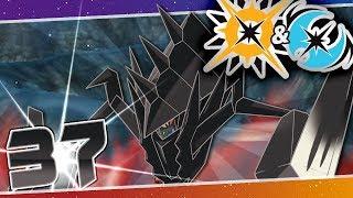 Pokémon Ultra Sun and Moon - Episode 37   Mount Lanakila!