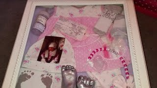 Whats Inside My Baby Memory Box?