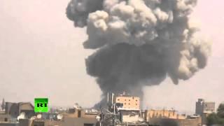 Боевики утверждают, что сбили самолет ВВС Сирии