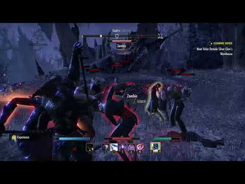 The Elder Scrolls Online Zomblie farm best way to power lvl