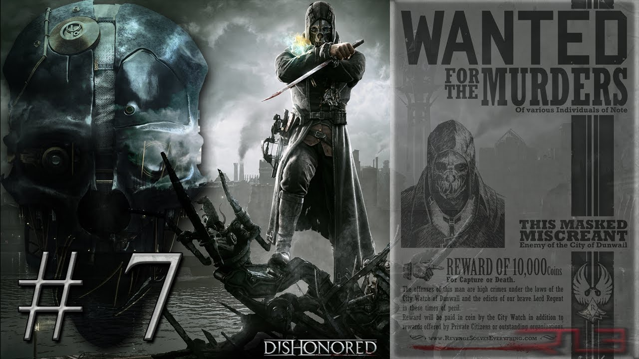 dishonored complete dishonored let