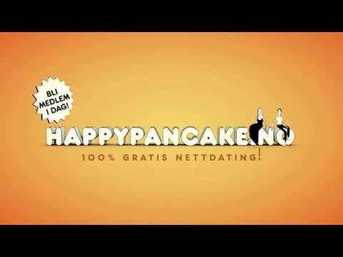 HappyPancake - 100% gratis nettdating!