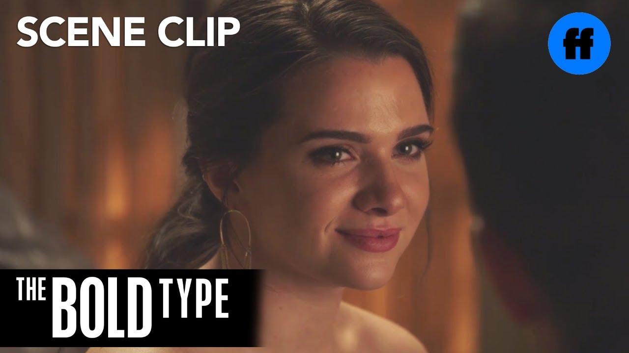 Download The Bold Type | Season 2, Episode 4: Jane & Ben Talk | Freeform