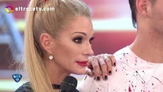 Yanina Latorre con 21 puntos quedó sexta en la ronda de Cumbia pop