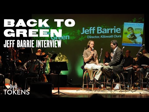 TOKENS: Jeff Barrie in the Interview Chair