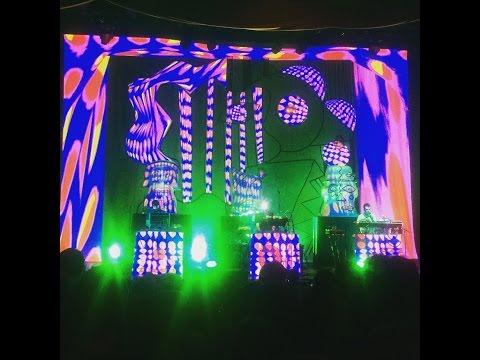 Animal Collective Live at the Fonda Theatre 3/9/16- Loch Raven