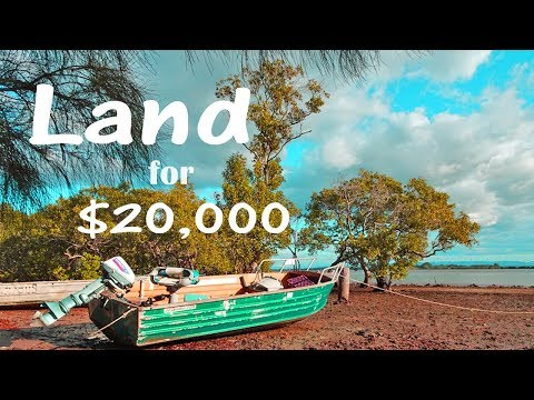 Buying Land On A Island !