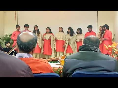 Sri Venkateswara college-Hindustani and Carnatic music society(Alaap)