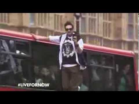 Dynamo magia imposible levitacion en Londres Travel Video