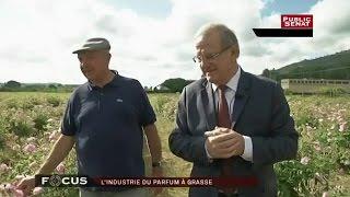 L'industrie du parfum à Grasse - FOCUS (10/06/2013)