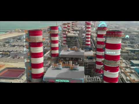 DEWA Adds 700MW to M-Station, Largest Power and Desalination Plant in UAE