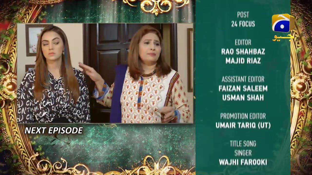 Download Ishq Jalebi - Episode 26 Teaser - 8th May 2021 - HAR PAL GEO