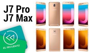 Samsung Galaxy J7 Pro y J7 Max | El recuento