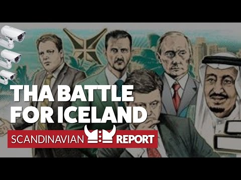 ICELAND | The battle for Iceland | Iceland Prime Minister | The Panama Papers