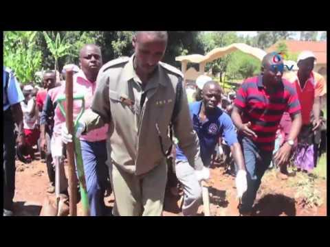 Prominent evangelist Pius Muiru's mother murdered; buried in her farm