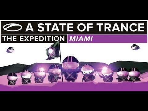 W&W - Live  A State of Trance 600 Miami - 24.03.2013