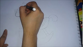 How To Draw Toy Horse For Kids