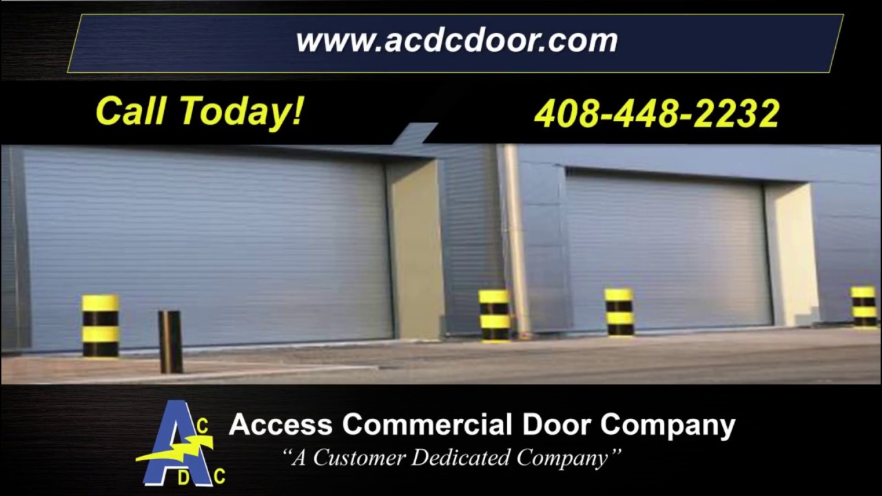 Charmant Access Commercial Door Company | San Jose CA Door And Gate Operating Devices