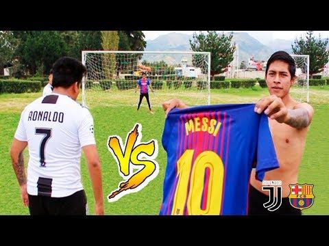 Lionel Messi And Cristiano Ronaldo Stats