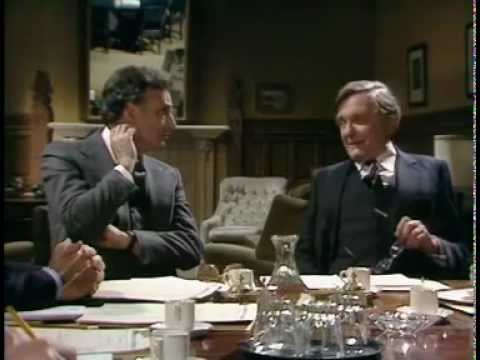 Yes Minister - Napoleon Prize