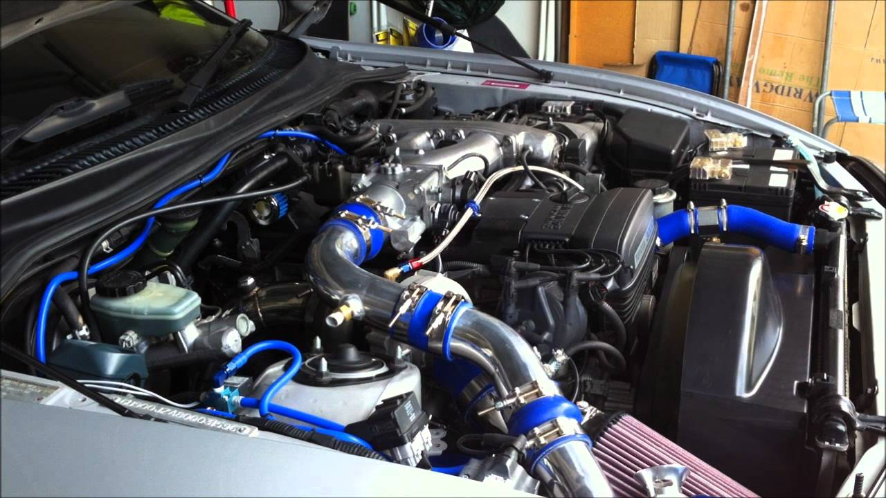 Mkiv Toyota Supra T61 Na T First Start After Turbo
