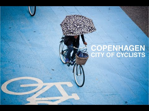 Copenhagen, Denmark - 'City of Cyclists' Music Video