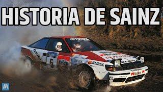 La Historia de Carlos Sainz en 8 Minutos - Campeon del WRC