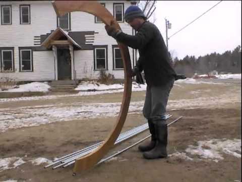 Bending A Quick Hoop