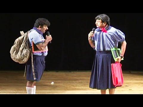 ജയറാമിന്റെ ഡുണ്ടുമോളും കോട്ടയംനസീറിന്റെ ടിന്റുമോനും   Malayalam Comedy Stage Show 2016   Comedy Skit