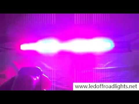 Off road jeep vehicle led light barstrobe light barpolice off road jeep vehicle led light barstrobe light barpolicevehicle led warning lights dreamer youtube mozeypictures Gallery