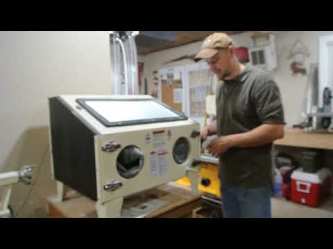 Top 5 Best Sandblasting Cabinets of 2019 - Air Driven Tools