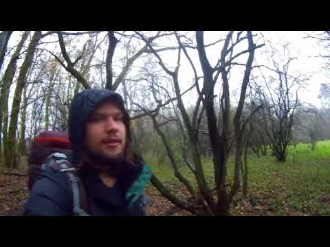 SPONTAN OVERNIGHTER mit Regen - Trotzdem Raus !!! | Bushcraft Outdoor Trekking Survival Generation