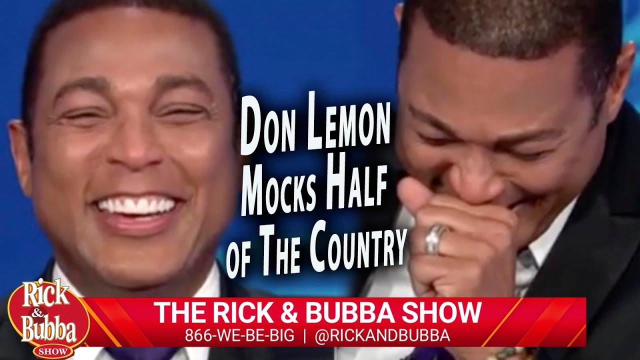 CNN's Don Lemon and guests mock Trump supporters as ...