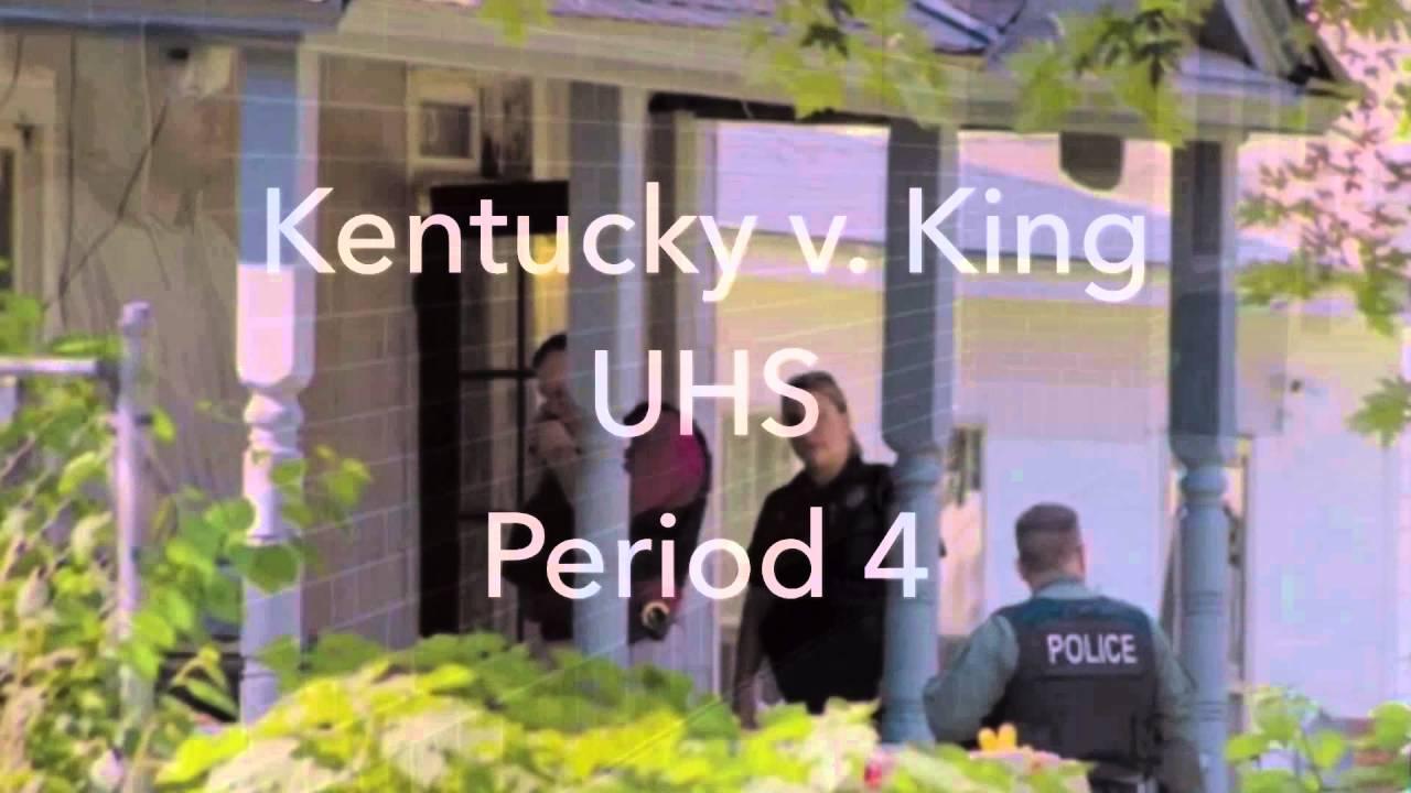 kentucky vs king