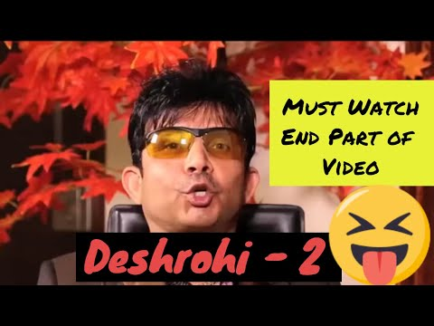 (watch till end) KRK Deshdrohi funny interview- | The Viral Killer