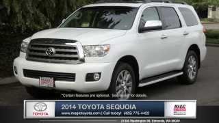 2014 Toyota Sequoia Review  | Magic Toyota - Toyota Dealer in Edmonds, WA