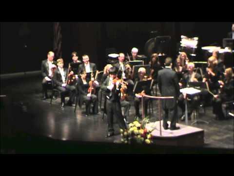 Siwoo Kim - Brahms Violin Concerto