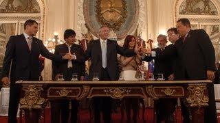 Los Planes de la Elite Para Suramerica | UNASUR y el Nuevo Orden Mundial