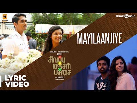 sivappu-manjal-pachai-|-mayilaanjiye-song-lyric-|-siddharth,-g.v.prakash-kumar-|-sasi-|-siddhu-kumar