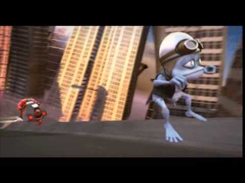 Crazy Frog Axel F Uncensored Svcd 2005 Pmv