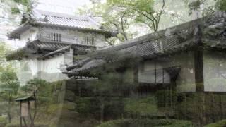 高崎城、ほとんど残って無いが櫓、門、石垣が少し残っています。