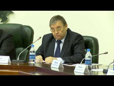 Заседание ректоров УрФО