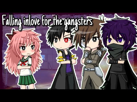 Fall inlove for the gangsters | ep 1 | Gacha studio