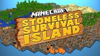 STONELESS SURVIVAL ISLAND (Ep.2) ★ Minecraft: Dumb & Dumber