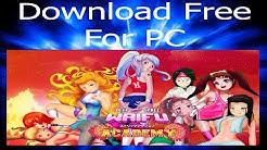 FREE DOWNLOAD DEEP SPACE WAIFU ACADEMY FOR PC