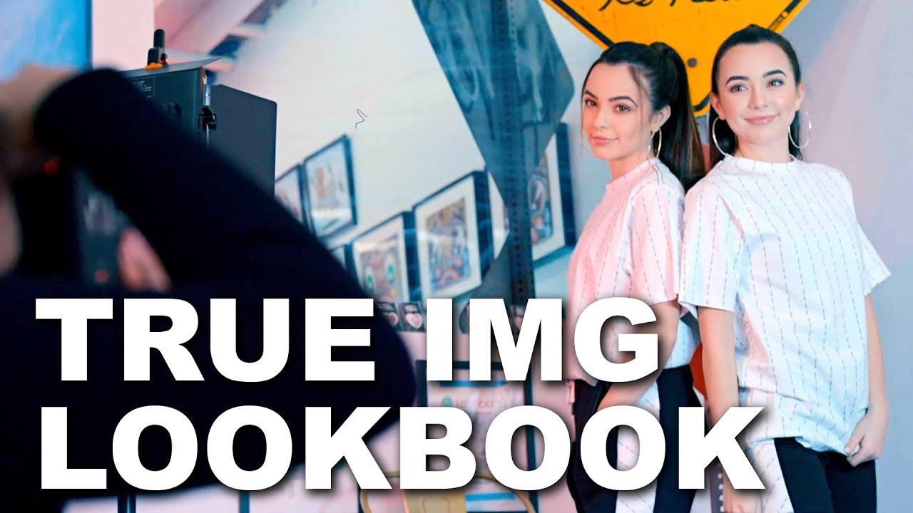 New Summer Collection for True Img - Merrell Twins - LOOKBOOK 2019 4