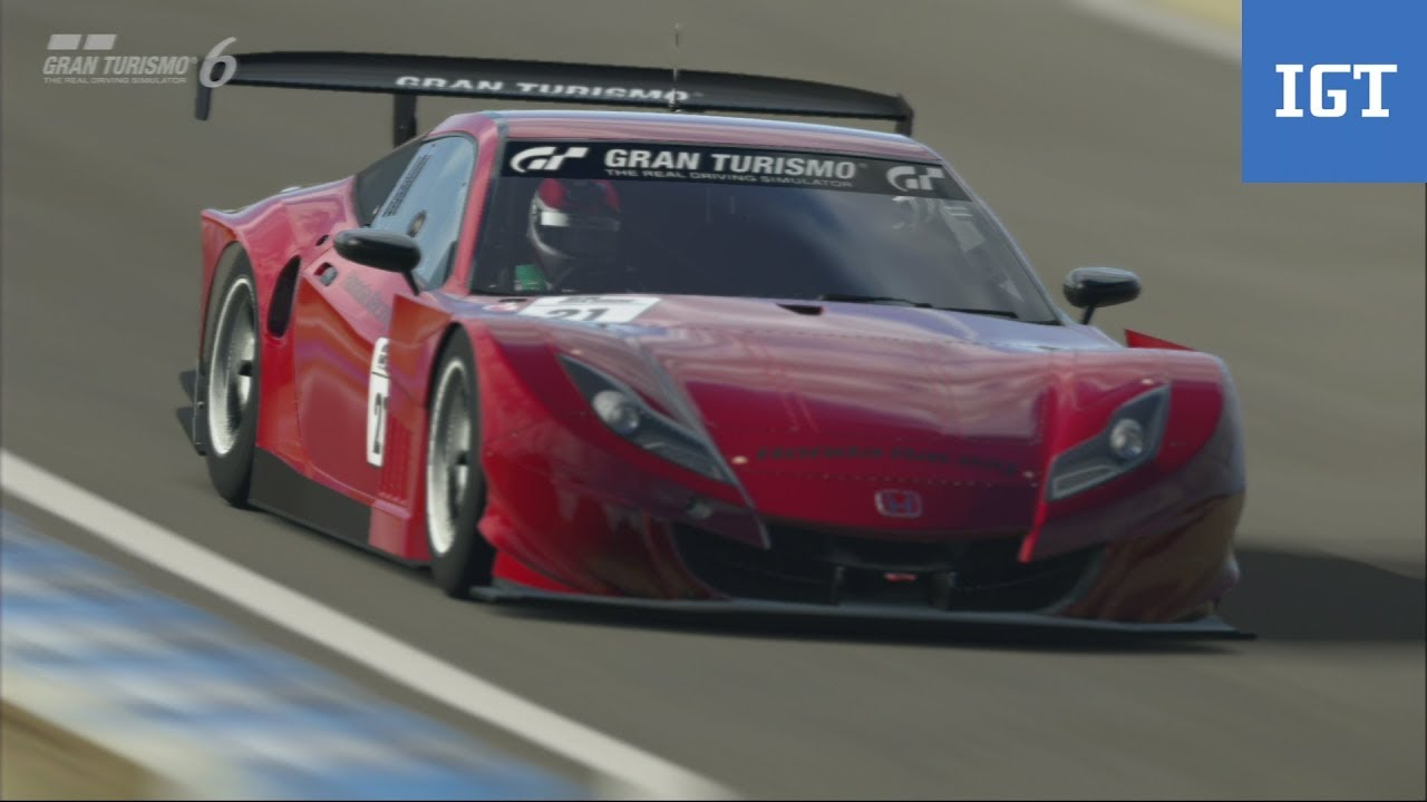 GT6 - Seasonal Events - GT500 Super Lap - Mazda Raceway Laguna Seca ...